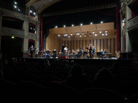Luigi Sini Politeama Palermo Nuove musiche